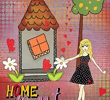 Home sweet home by ywanka