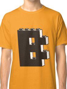 THE LETTER B Classic T-Shirt