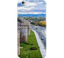 The Walls and the River iPhone Case/Skin