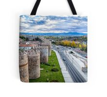 The Walls and the River Tote Bag