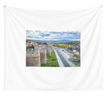 The Walls and the River Wall Tapestry