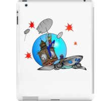 Rose Tyler Meets Captain Jack Harkness iPad Case/Skin