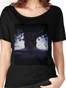 Misty forest 2 Women's Relaxed Fit T-Shirt