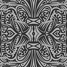 Gemini Pattern by portokalis