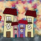 Lovely houses by ywanka