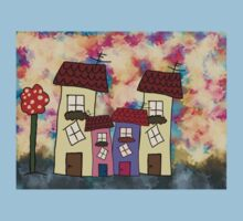 Lovely houses Baby Tee