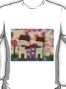 Lovely houses T-Shirt
