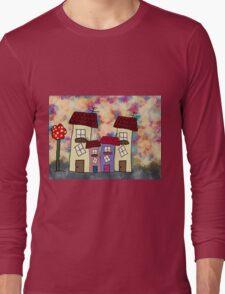Lovely houses Long Sleeve T-Shirt