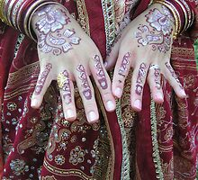 Henna Hands by adrianmole