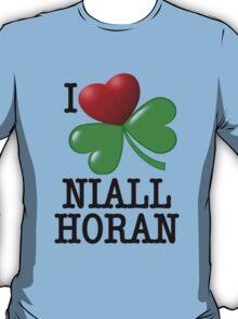 I LOVE NIALL HORAN  T-Shirt