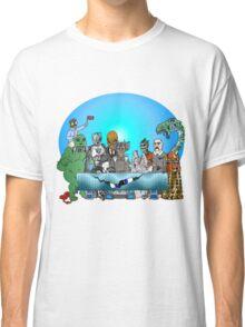 Enemies Last Supper Classic T-Shirt
