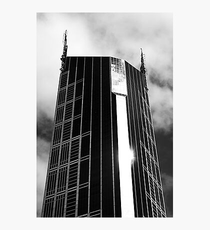 Melbourne Central Tower Photographic Print