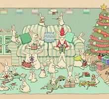 Family Christmas by vian