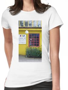 Opus Womens Fitted T-Shirt