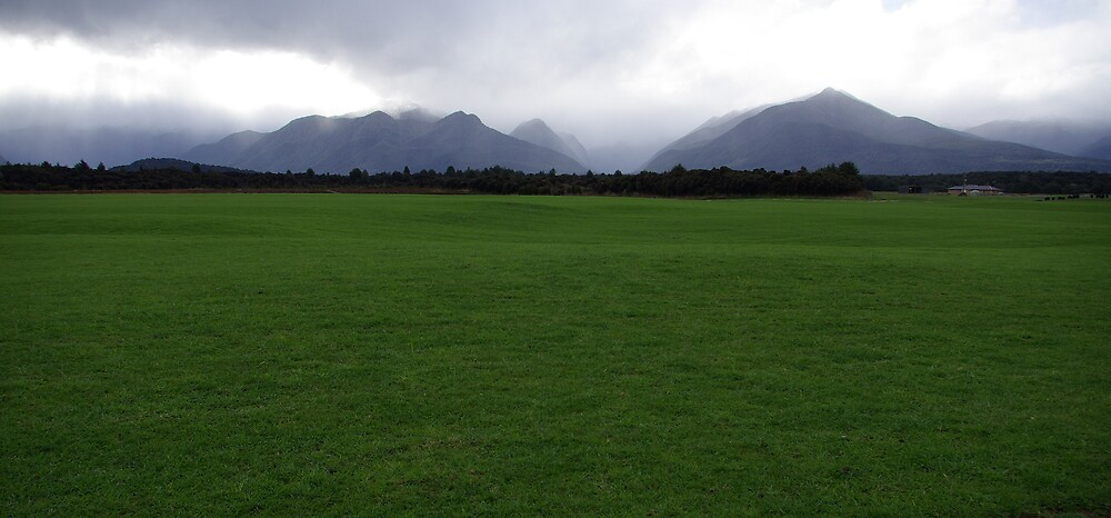 South Island, New Zealand by Geoff46