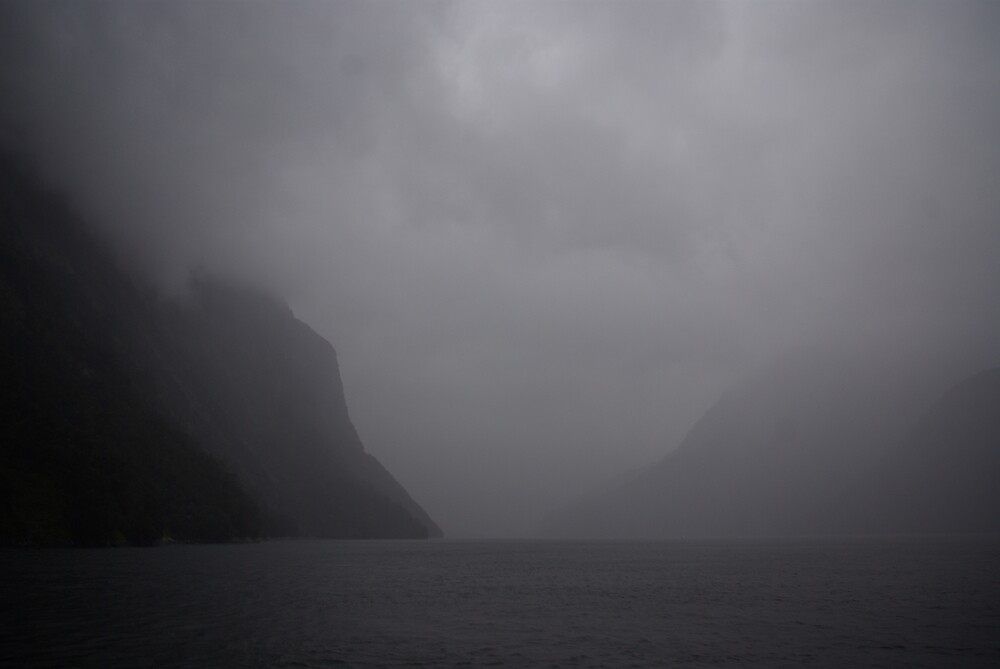 Milford Sound New Zealand 3 by Geoff46