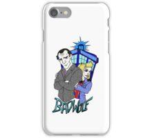 Ninth Doctor & Rose iPhone Case/Skin