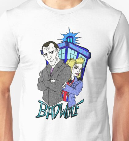 Ninth Doctor & Rose Unisex T-Shirt