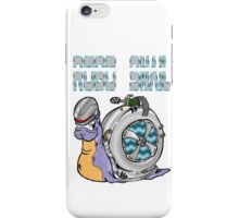 Robo Snail iPhone Case/Skin