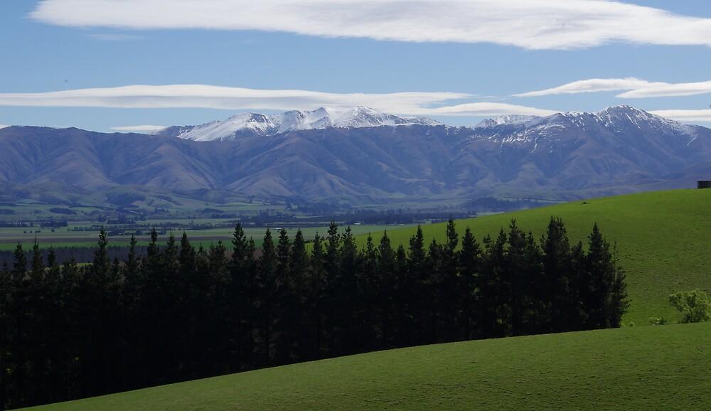 South Island New Zealand by Geoff46