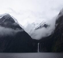 Milford Sound New Zealand 6 by Geoff46