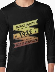 Highest Quality 1932 Aged To Perfection T-Shirt
