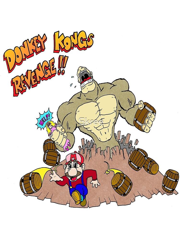 Revenge of Donkey Kong by Skree