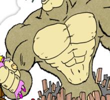 Revenge of Donkey Kong Sticker