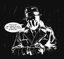 Rorschach by GarfunkelArt