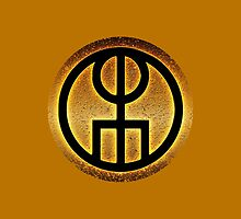 Galdrastafir, Icelandic Bind Rune, Love Charm by nitty-gritty