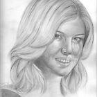 Adrianne Palecki by teelecki