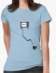 Reality TV Womens Fitted T-Shirt