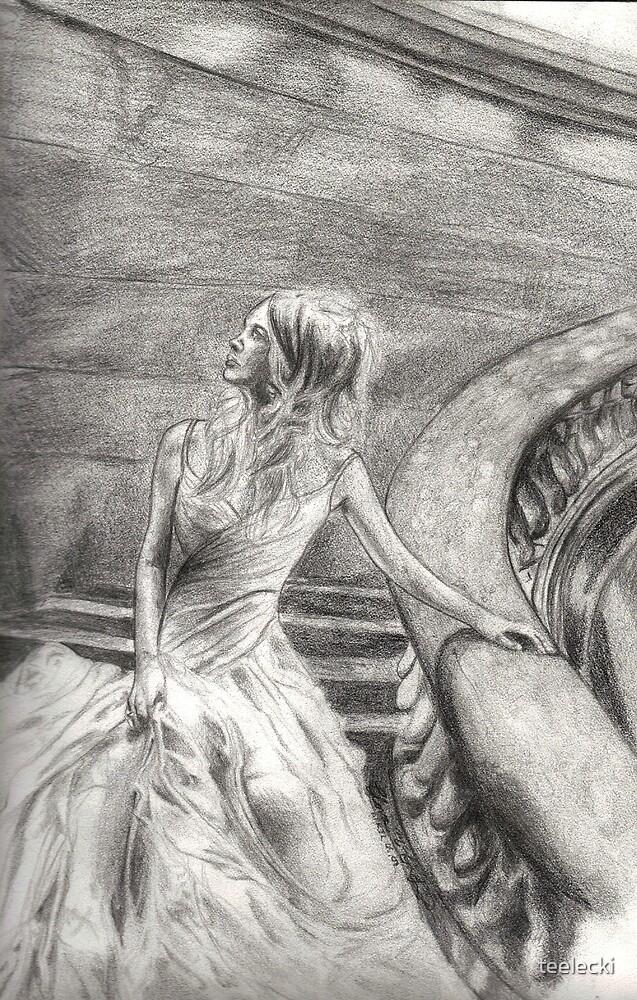 Keira Knightely by teelecki