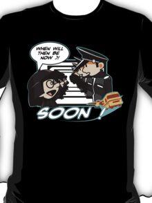 Soon Calvin & Hobbes style T-Shirt