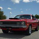 1972 Dodge Demon by TeeMack