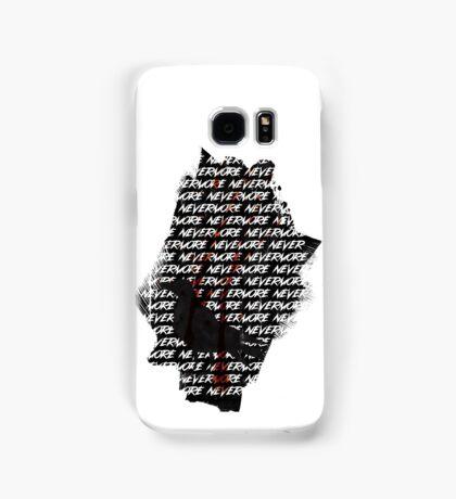 Nevermore Samsung Galaxy Case/Skin