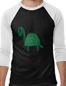 turtle Men's Baseball ¾ T-Shirt