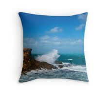The Obelisk - Robe, South Australia Throw Pillow