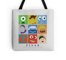 Disney Pixar Characters Tote Bag
