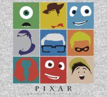 Disney Pixar Characters Kids Clothes