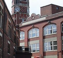 Chelsea Clocktower by William  Boyer