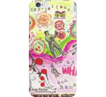 Love is duplicitous  iPhone Case/Skin