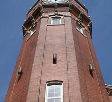 Windows on the ClockTower by William  Boyer