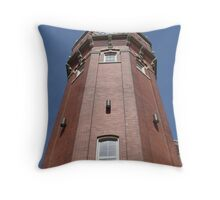 Windows on the ClockTower Throw Pillow