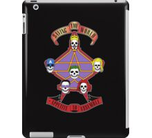 Appetite To Assemble iPad Case/Skin