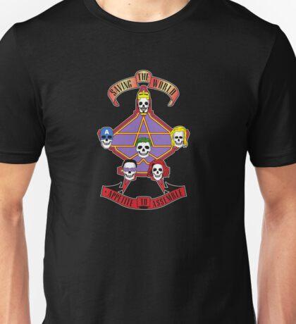 Appetite To Assemble Unisex T-Shirt