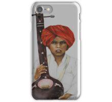 indian boy iPhone Case/Skin