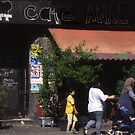 Cafe Anal (Berlin) by Stephen Jackson