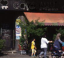 Cafe Anal (Berlin) by Stephen Jackson