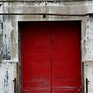 Another Red Door by Loredana Crupi
